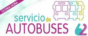 Autobuses 62 Congreso SEFH
