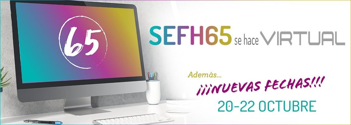 SEFH65 se hace virtual