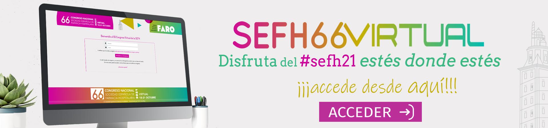 66 Congreso Virtual de la SEFH