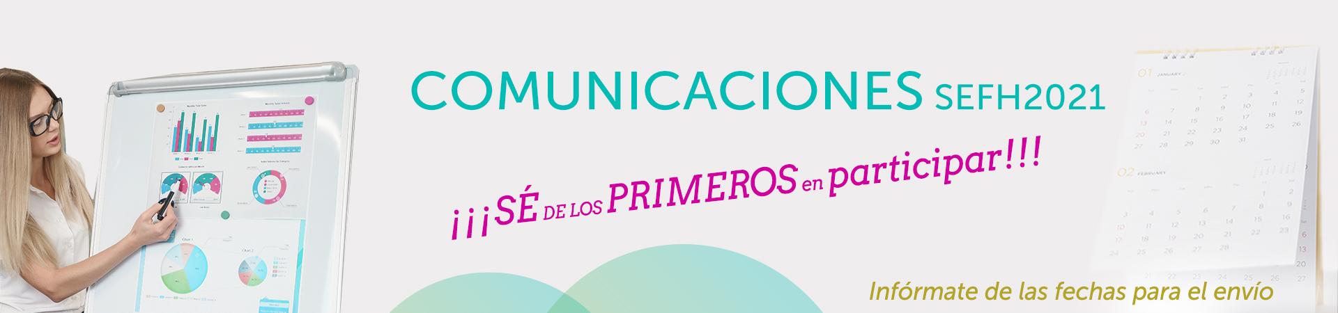 66 Congreso SEFH - Comunicaciones